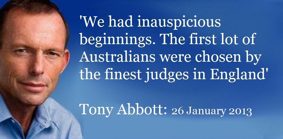 Abbott, idiot.